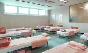 稲荷山健康センター励明施術室